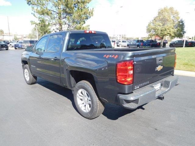 2018 Silverado 1500 Crew Cab 4x4,  Pickup #85892 - photo 4