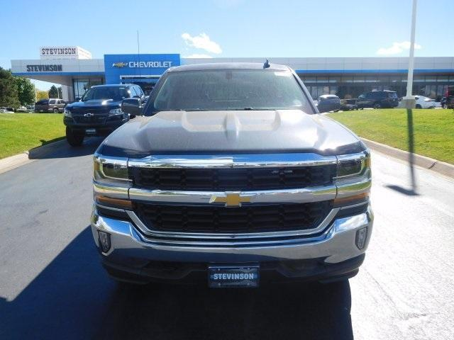 2018 Silverado 1500 Crew Cab 4x4,  Pickup #85892 - photo 7