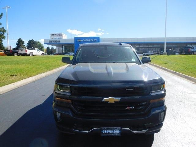 2018 Silverado 1500 Crew Cab 4x4,  Pickup #85928 - photo 9