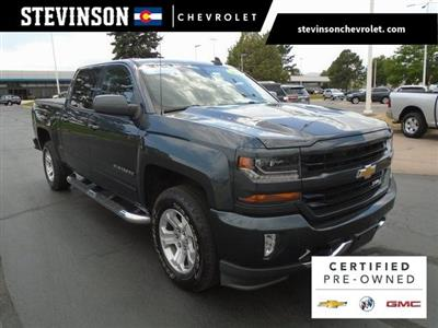 2018 Silverado 1500 Crew Cab 4x4,  Pickup #85928 - photo 1