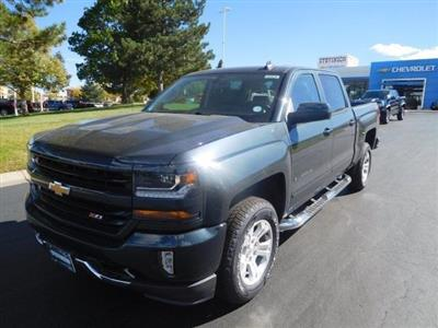 2018 Silverado 1500 Crew Cab 4x4,  Pickup #85928 - photo 8