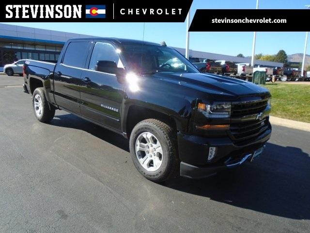 2018 Silverado 1500 Crew Cab 4x4,  Pickup #85947 - photo 1