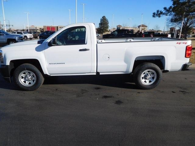 2018 Silverado 1500 Regular Cab 4x4,  Pickup #85963 - photo 5