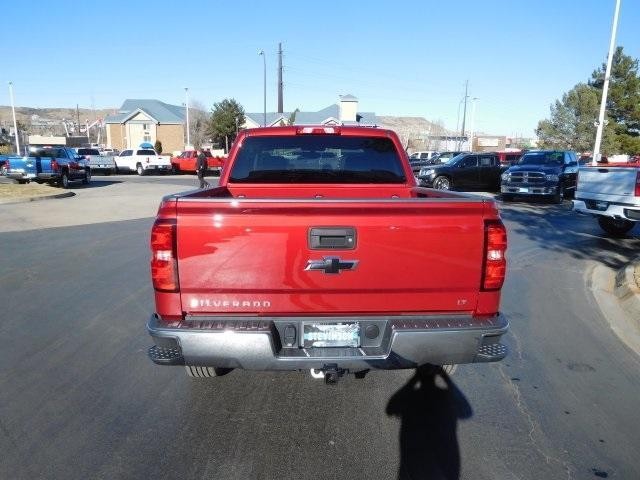 2018 Silverado 1500 Crew Cab 4x4,  Pickup #85987 - photo 4