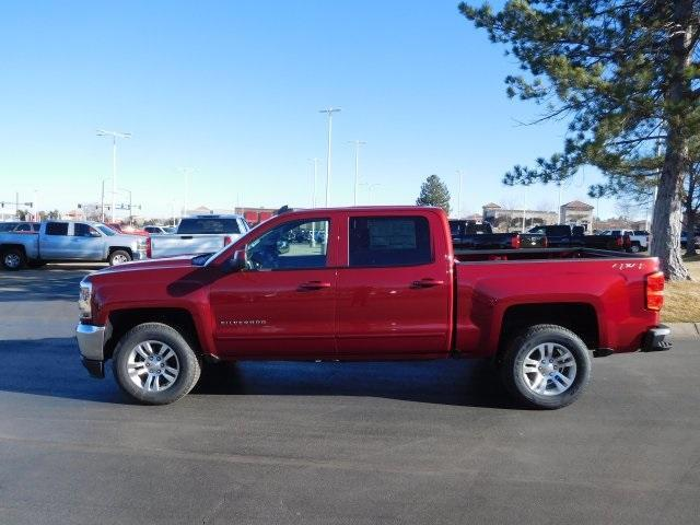 2018 Silverado 1500 Crew Cab 4x4,  Pickup #85987 - photo 6