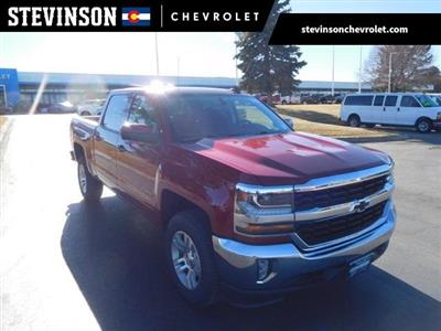 2018 Silverado 1500 Crew Cab 4x4,  Pickup #85987 - photo 1