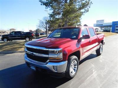 2018 Silverado 1500 Crew Cab 4x4,  Pickup #85987 - photo 7