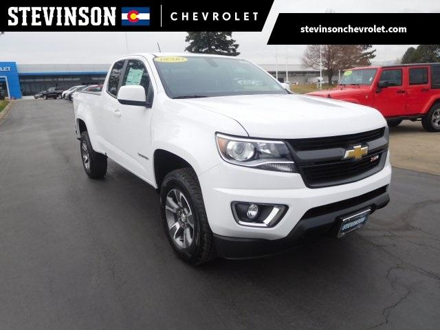 2019 Colorado Extended Cab 4x4,  Pickup #95035 - photo 1