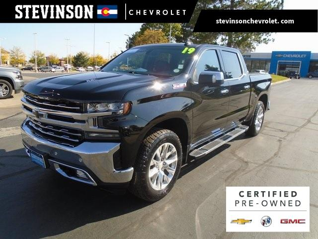 2019 Silverado 1500 Crew Cab 4x4,  Pickup #95107 - photo 1