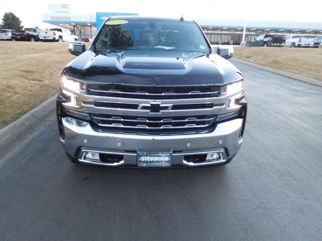 2019 Silverado 1500 Crew Cab 4x4,  Pickup #95107 - photo 3