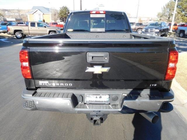 2019 Silverado 2500 Crew Cab 4x4,  Pickup #95269 - photo 4