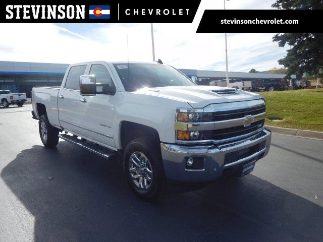 2019 Silverado 2500 Crew Cab 4x4,  Pickup #95274 - photo 1