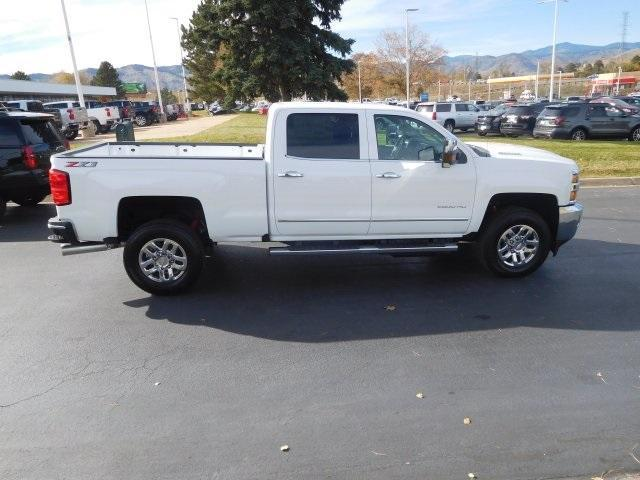2019 Silverado 2500 Crew Cab 4x4,  Pickup #95274 - photo 3