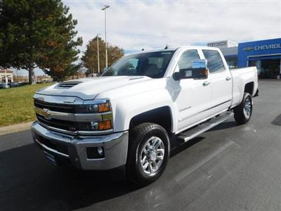 2019 Silverado 2500 Crew Cab 4x4,  Pickup #95274 - photo 7