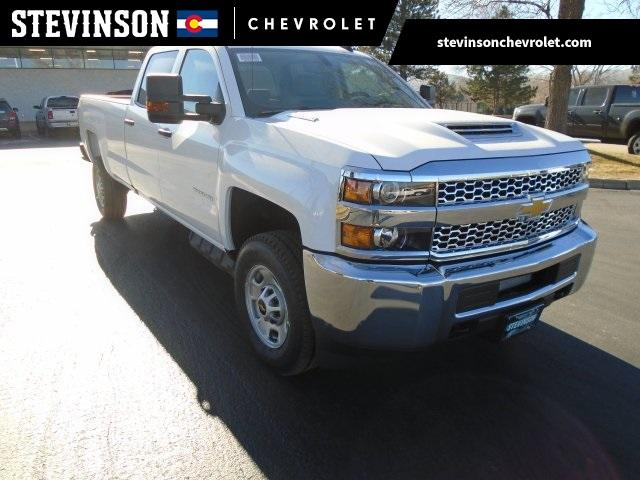 2019 Silverado 2500 Crew Cab 4x4,  Pickup #95294 - photo 1