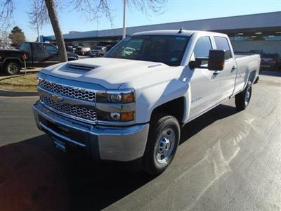 2019 Silverado 2500 Crew Cab 4x4,  Pickup #95294 - photo 7