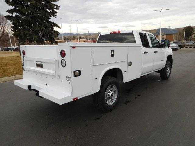 2019 Silverado 2500 Double Cab 4x4,  Knapheide Standard Service Body #95402 - photo 2