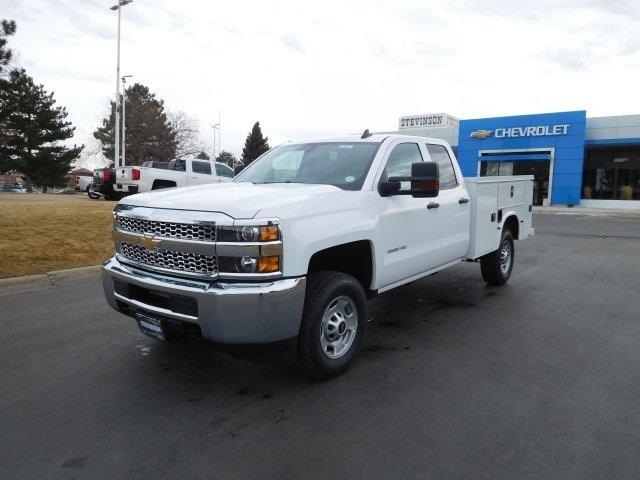 2019 Silverado 2500 Double Cab 4x4,  Knapheide Standard Service Body #95402 - photo 7