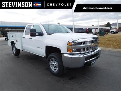 2019 Silverado 2500 Double Cab 4x4,  Knapheide Standard Service Body #95402 - photo 1