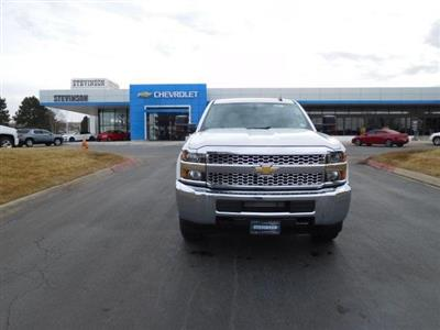 2019 Silverado 2500 Double Cab 4x4,  Knapheide Standard Service Body #95402 - photo 8