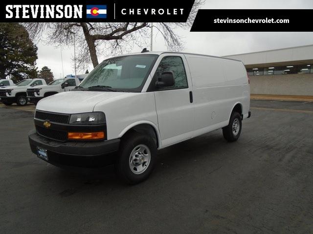2020 Chevrolet Express 3500 RWD, Empty Cargo Van #L5498 - photo 1