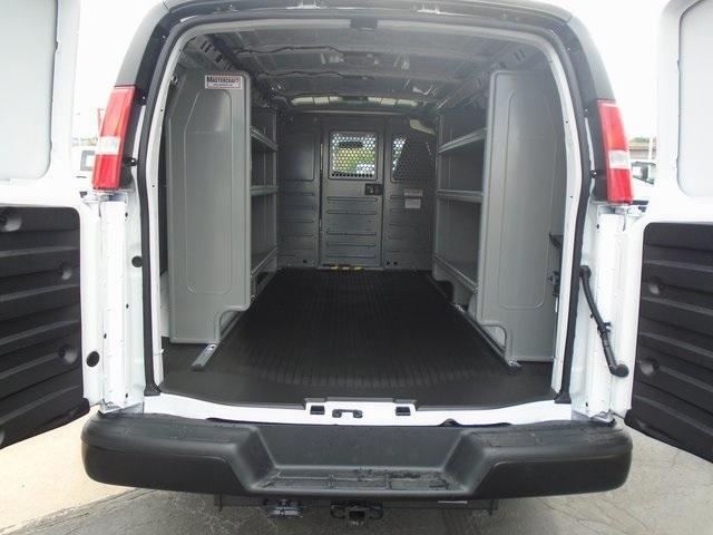 2020 Chevrolet Express 2500 4x2, Adrian Steel Upfitted Cargo Van #L5564 - photo 1