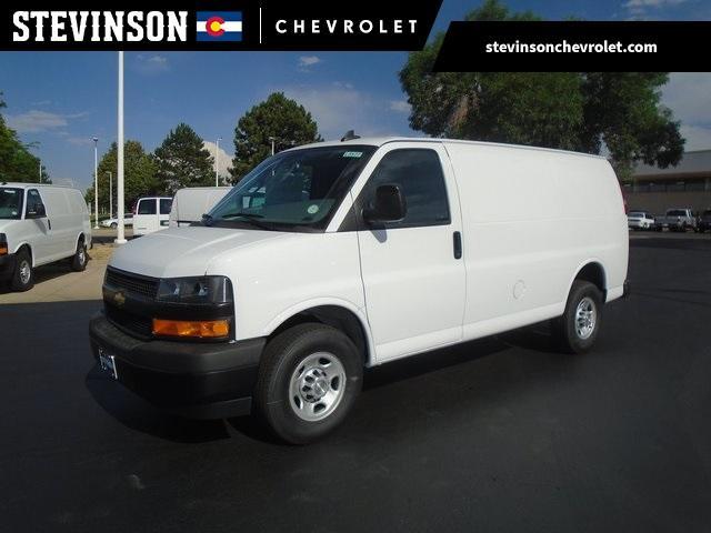 2020 Chevrolet Express 2500 4x2, Adrian Steel Upfitted Cargo Van #L5577 - photo 1