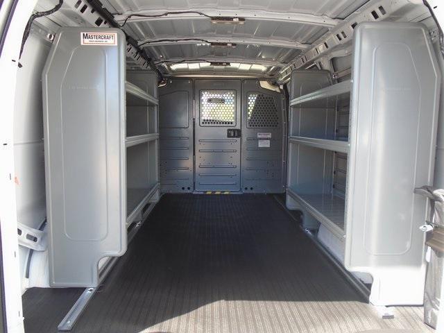 2020 Chevrolet Express 2500 4x2, Adrian Steel Upfitted Cargo Van #L5585 - photo 1