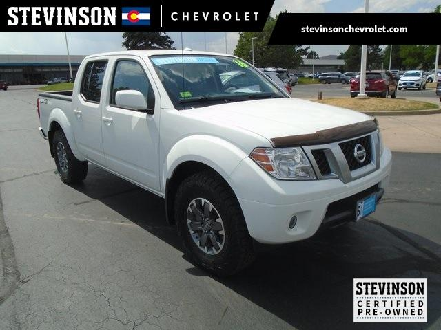 2016 Nissan Frontier Crew Cab 4x4, Pickup #L5629A - photo 1