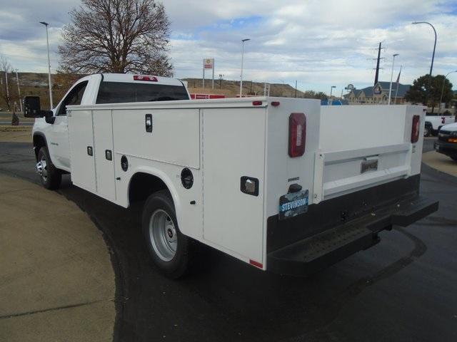 2020 Chevrolet Silverado 3500 Regular Cab DRW 4x4, Knapheide Service Body #L5728 - photo 1