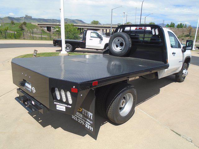 2021 Chevrolet Silverado 3500 Regular Cab 4x4, CM Truck Beds Platform Body #M5396 - photo 1
