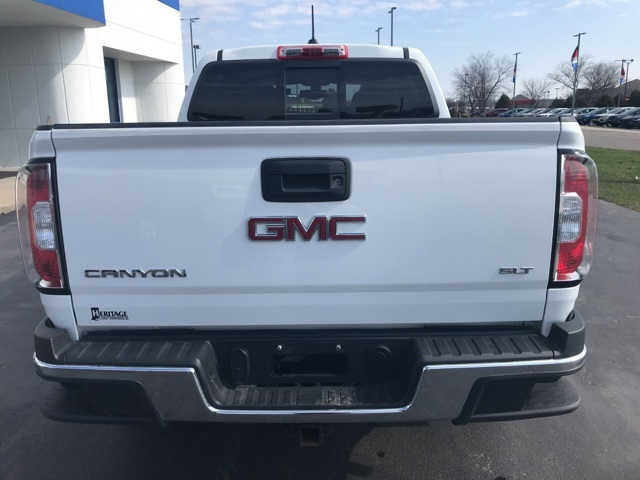 2016 Canyon Crew Cab 4x4, Pickup #1232332A - photo 11