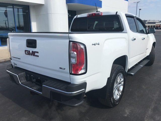 2016 Canyon Crew Cab 4x4, Pickup #1232332A - photo 2