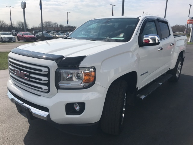 2016 Canyon Crew Cab 4x4, Pickup #1232332A - photo 6