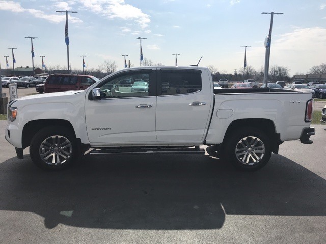 2016 Canyon Crew Cab 4x4, Pickup #1232332A - photo 7