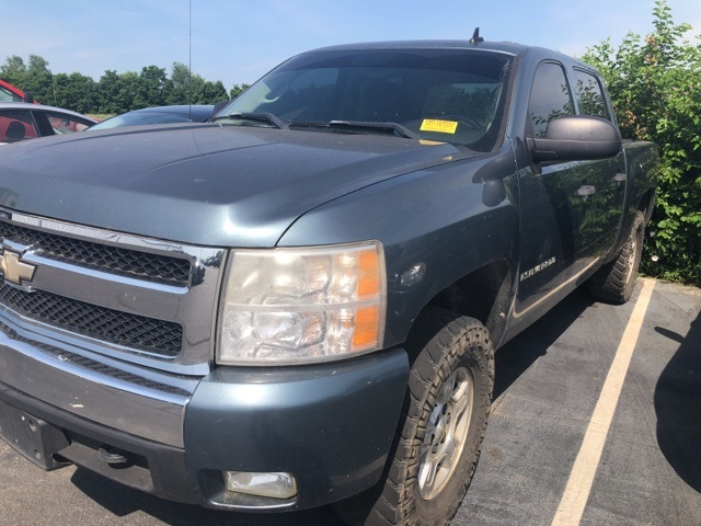 2007 Silverado 1500 Crew Cab 4x4,  Pickup #1572908W - photo 2