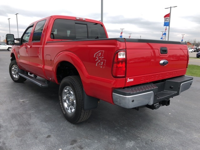 2013 F-350 Crew Cab 4x4, Pickup #EA53498P - photo 8
