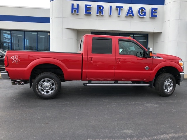 2013 F-350 Crew Cab 4x4, Pickup #EA53498P - photo 6