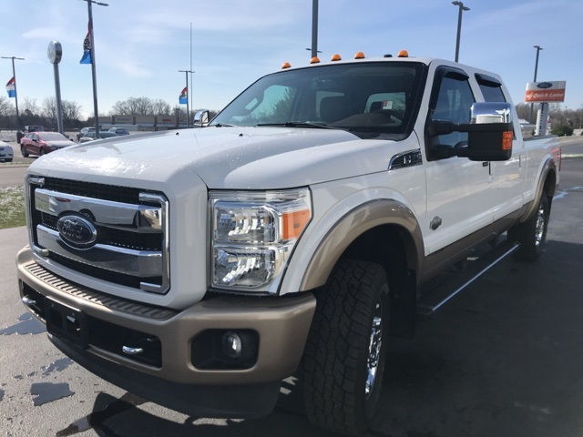 2012 F-250 Crew Cab 4x4,  Pickup #EA77578S - photo 4