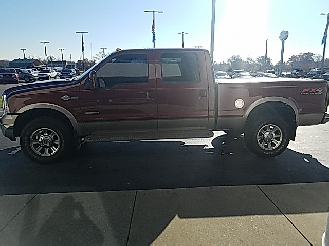 2005 F-350 Crew Cab 4x4 Pickup #EA80890W - photo 12