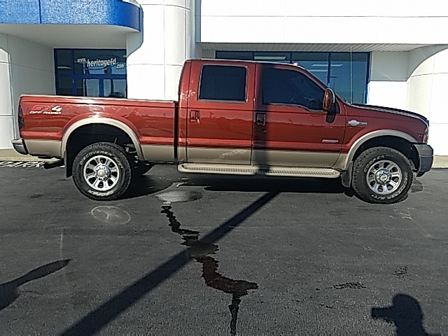 2005 F-350 Crew Cab 4x4 Pickup #EA80890W - photo 9