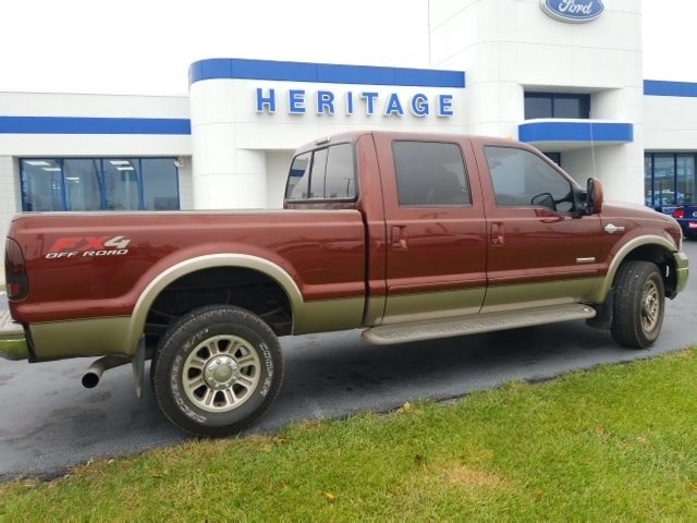2005 F-350 Crew Cab 4x4 Pickup #EA80890W - photo 6