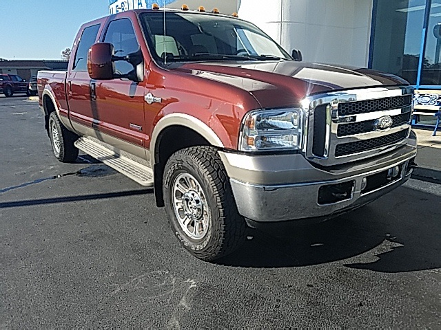 2005 F-350 Crew Cab 4x4 Pickup #EA80890W - photo 5