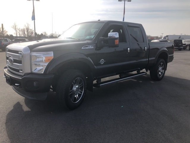 2013 F-350 Crew Cab 4x4, Pickup #EB34423A - photo 4