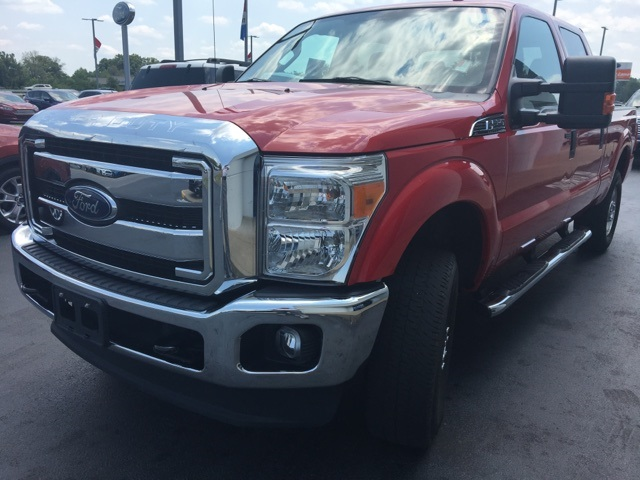 2013 F-250 Crew Cab 4x4, Pickup #EB85069T - photo 12