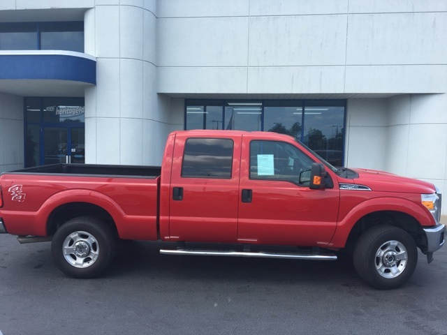 2013 F-250 Crew Cab 4x4, Pickup #EB85069T - photo 18