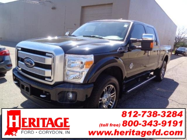 2016 F-250 Crew Cab 4x4, Pickup #EC65437P - photo 1