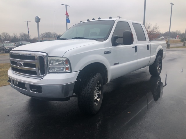 2006 F-250 Crew Cab 4x4 Pickup #EC71529W - photo 3
