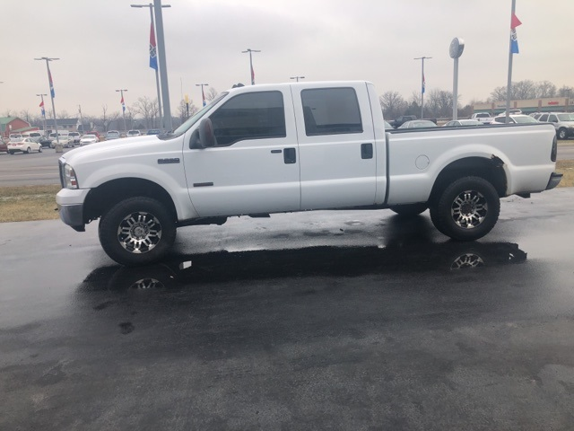 2006 F-250 Crew Cab 4x4 Pickup #EC71529W - photo 7