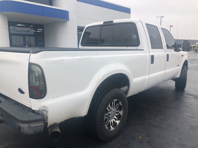 2006 F-250 Crew Cab 4x4 Pickup #EC71529W - photo 2